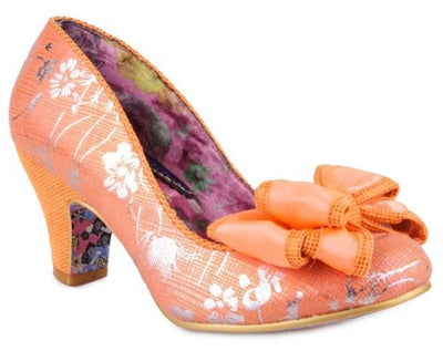 Irregular Choice Ban Joe Orange