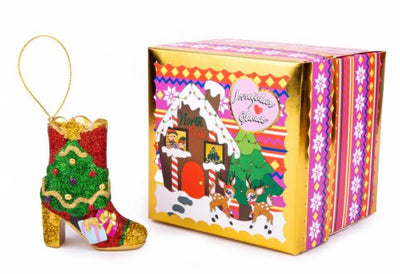 Irregular Choice Xmas Trees A Crowd Ornament