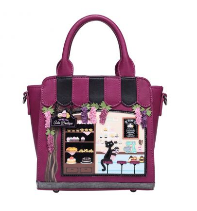 Vendula Cake Boutique Mini Tote Bag