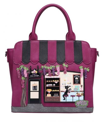 Vendula Cake Boutique Tote Bag