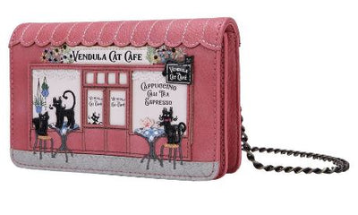 Vendula Cat Café Belt Bag