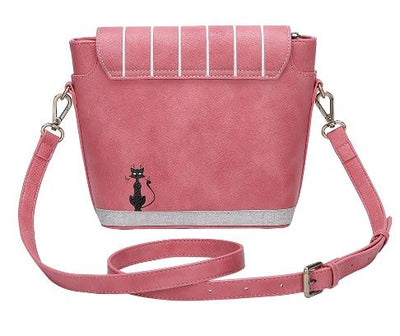 Vendula Cat Café Crossbody