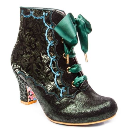 Irregular Choice Chinese Whispers Green
