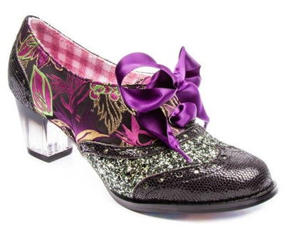 Irregular Choice Corporate Beauty Black