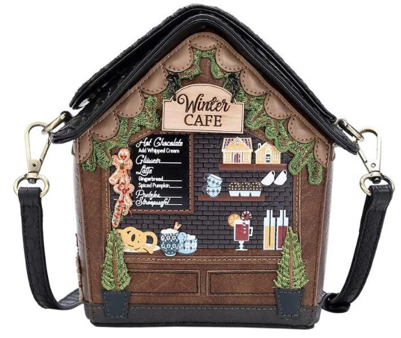 Vendula Winter Café Crossbody Bag