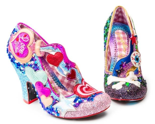Irregular Choice Halloween Do You Voodoo