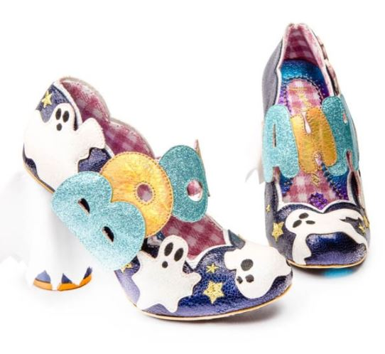 Irregular Choice Halloween Ectoplasmic
