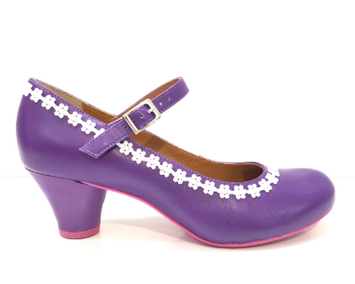 Cristofoli Edith Purple