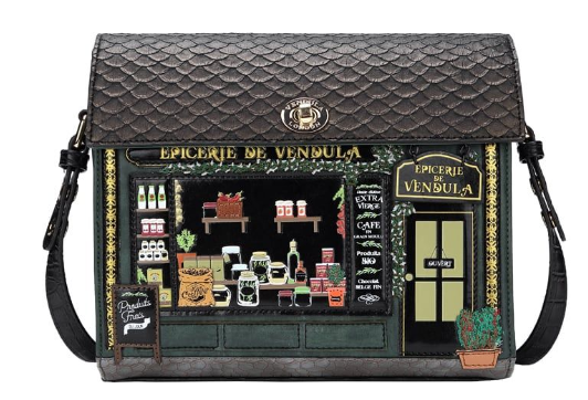 Epicerie De Vendula Box Bag