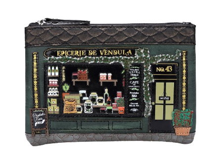 Epicerie De Vendula Key Coin Purse