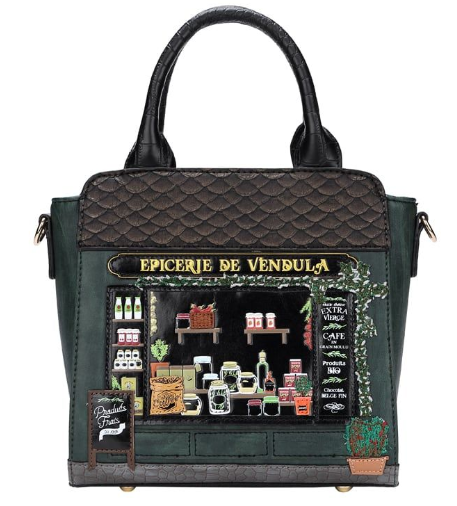 Epicerie De Vendula Mini Tote Bag