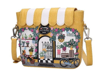 Vendula Flower Shop Crossbody