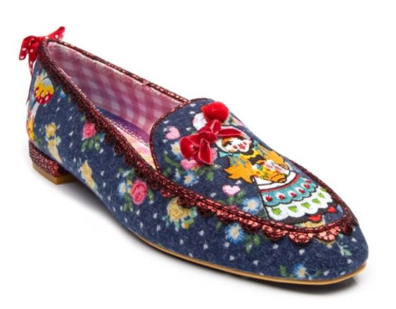 Irregular Choice Forest Maiden Navy