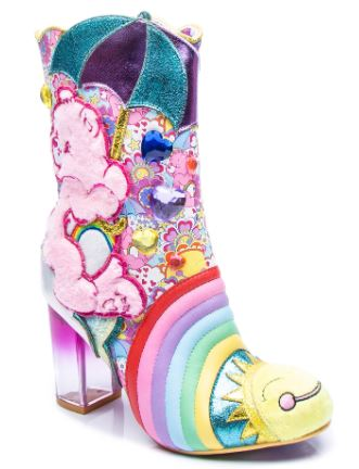 Irregular Choice Care Bears Full Of Cheer