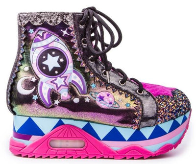 Irregular Choice Galatic Halo