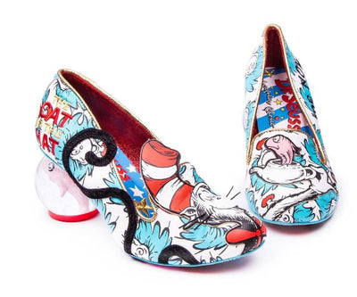Irregular Choice Cat In The Hat Good Things