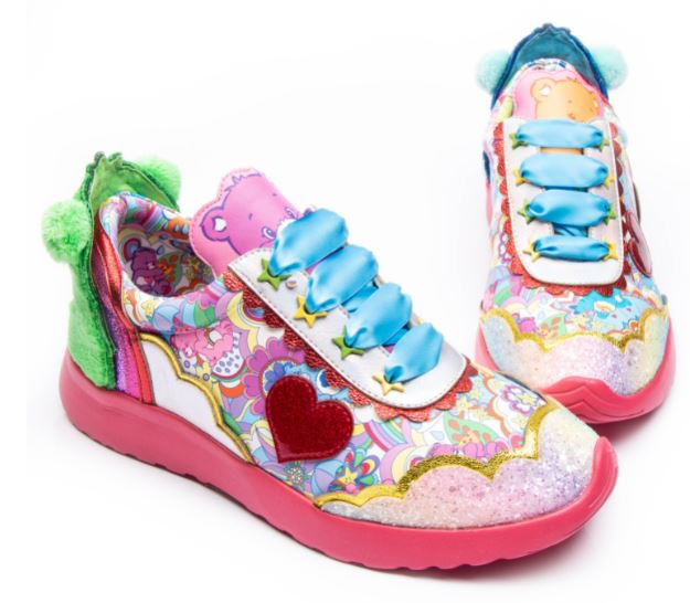 Irregular Choice Care Bears Hugs Rule