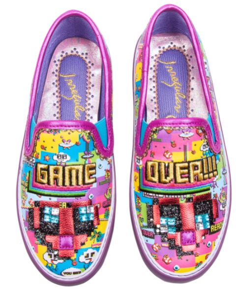 Irregular Choice Gaming Power Up