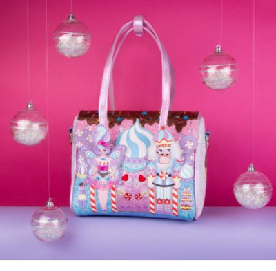 Irregular Choice Xmas Nutcracker Dreams Bag