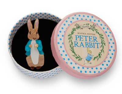 Erstwilder Peter Rabbit Peter Rabbit Brooch