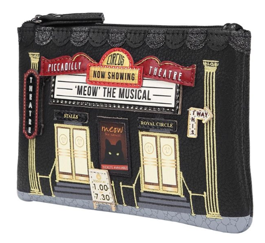 Vendula Piccadilly Theatre Key Coin Purse