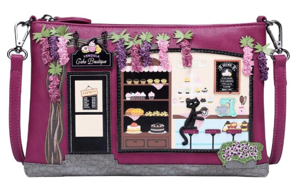 Vendula Cake Boutique Pouch Bag