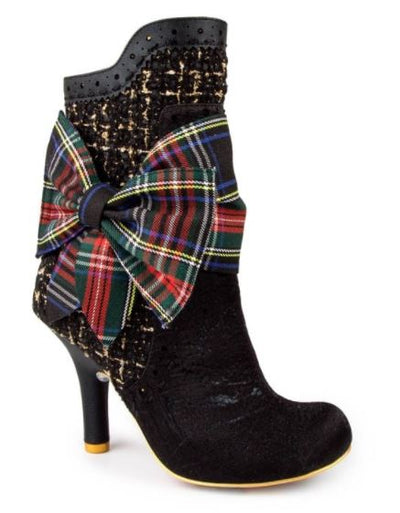 Irregular Choice Party Rosie Lea Black