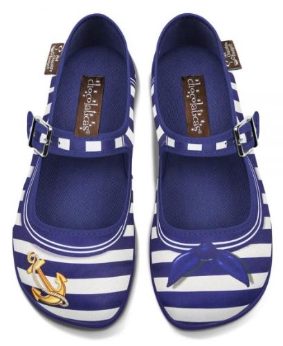 Chocolaticas Sailor Navy