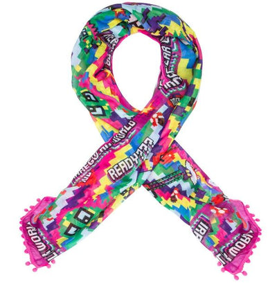 Irregular Choice Gaming High Score Scarf