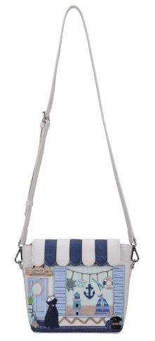 Vendula Seaside Souvenier Crossbody