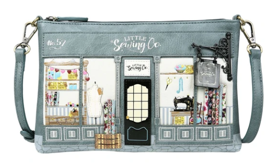 Vendula New Sewing Shop Pouch Washbag