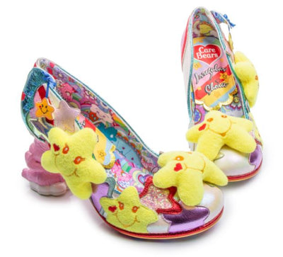 Irregular Choice Care Bears Share Your Care