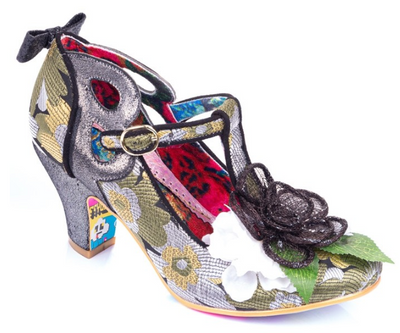 Irregular Choice Sleepy Jean Black