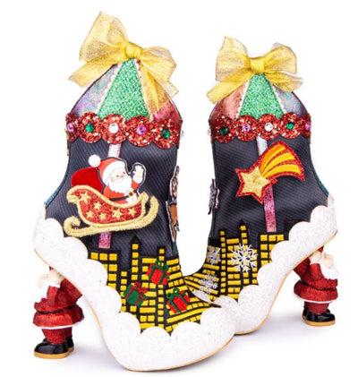 Irregular Choice Xmas Sleigh Ride