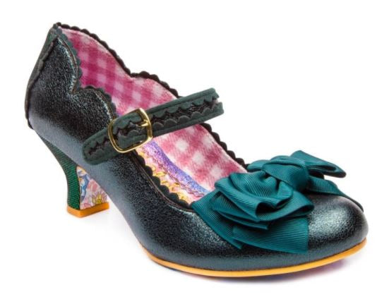 Irregular Choice Summer Breeze Green