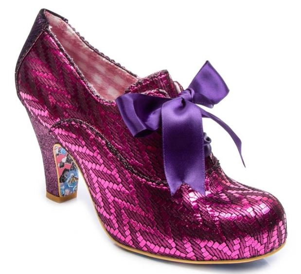 Irregular Choice Summer Berries Pink