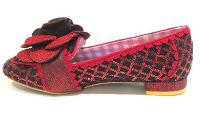 Irregular Choice Sweet Briar Red
