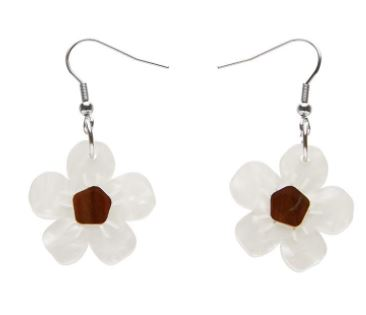 Erstwilder A Floral Affair Sweet Like Honey Earrings
