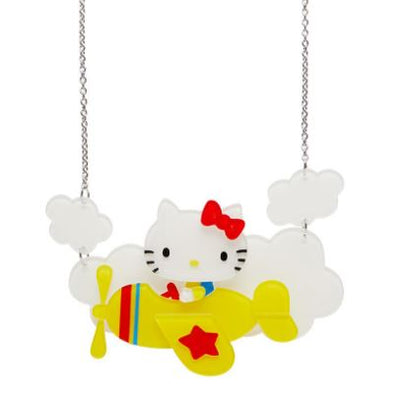 Erstwilder HK Hello Kitty Take to the Sky Necklace