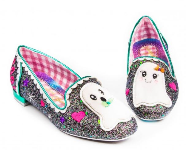 Irregular Choice Halloween Til Death