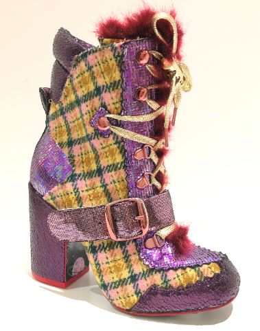 Irregular Choice Tootie Bootie
