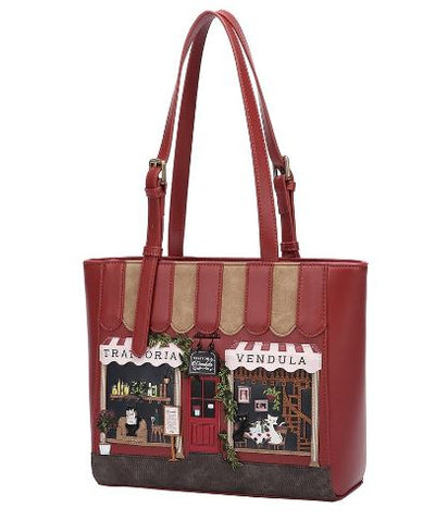 Vendula Trattoria Shopper Bag