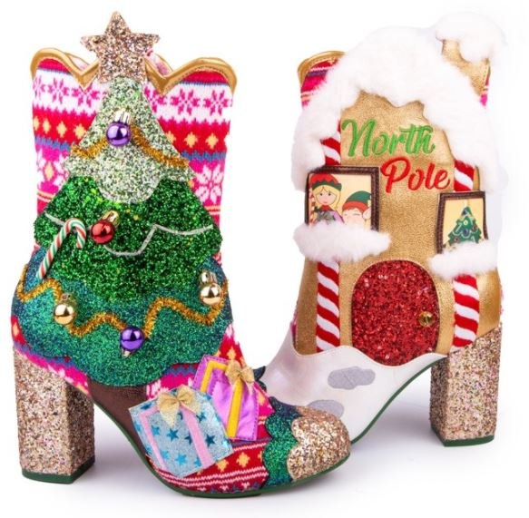 Irregular Choice Xmas Trees A Crowd