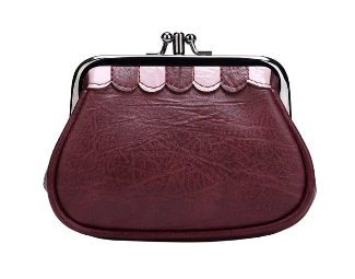 Vendula Vintage Clipper Coin Purse