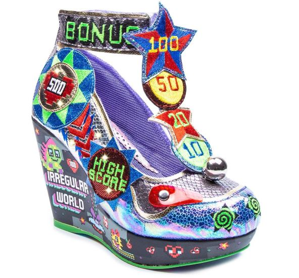 Irregular Choice Gaming High Score
