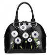 Vendula White Poppy Large Maisy Grab Bag