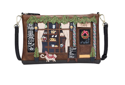 Vendula Winter Café Pouch Bag