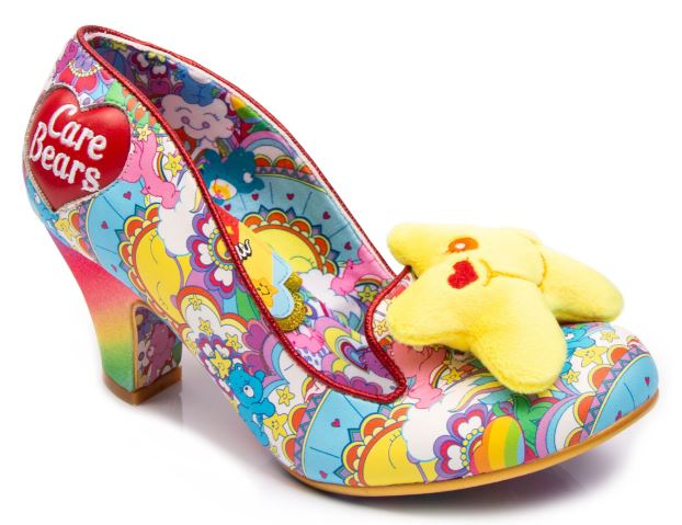 Irregular Choice Care Bears Wishing Star