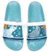 Irregular Choice Family Reunion Artic Slide