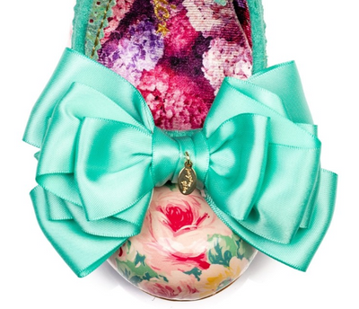 Irregular Choice Ascot Mint
